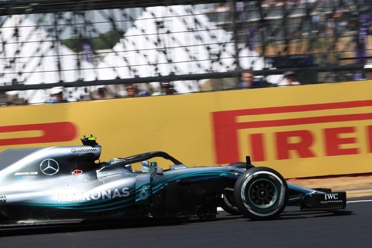 Valtteri Bottas - Mercedes AMG Petronas Motorsport - Silverstone