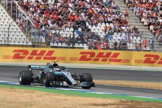 Valtteri Bottas - Mercedes AMG Petronas Motorsport - Hockenheimring