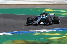 Valtteri Bottas - German Grand Prix - F1