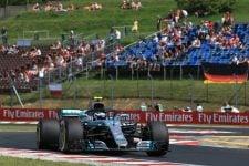Valtteri Bottas - Hungarian Grand Prix - F1