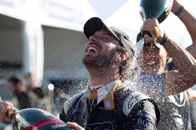 Vergne says Formula E championship 'highlight of his career'