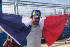 Vergne takes title after battling through the field - Formula E