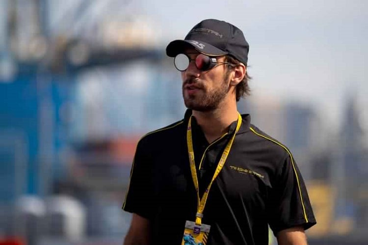 Vergne to start from back after qualifying penalty - Formula E