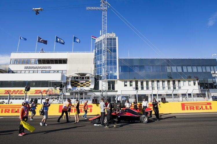 2017 GP3 Series - Hungaroring