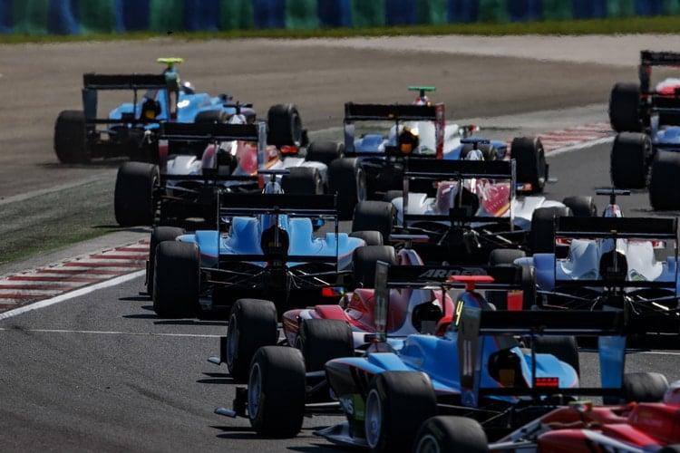 2018 GP3 Series: Hungaroring