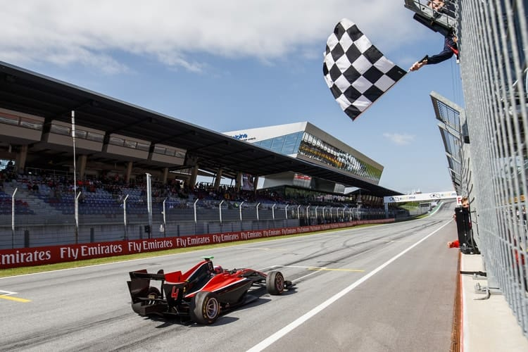 Jake Hughes: GP3 Series 2018 - Red Bull Ring