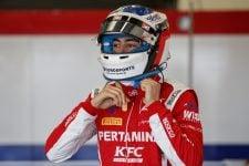 Giuliano Alesi: 2018 GP3 Series - Silverstone