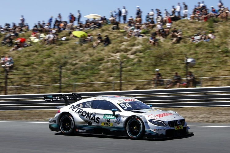 Pascal Wehrlein: 2018 DTM Series - Zandvoort