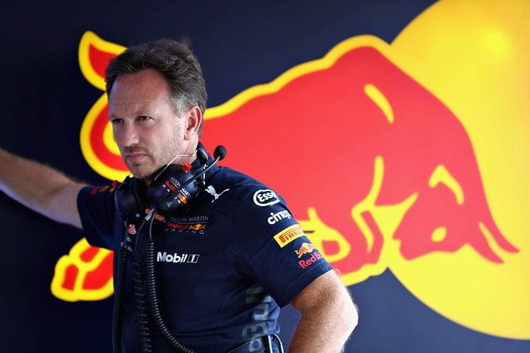 Christian Horner - Formula 1 - 2018 German GP