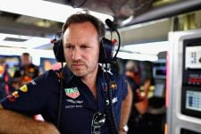 Christian Horner - Formula 1 - British Grand Prix