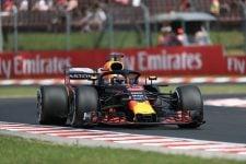 Daniel Ricciardo - Formula 1 - 2018 Hungarian GP