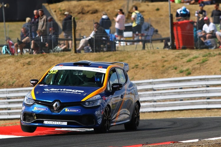 James Dorlin Clio Cup