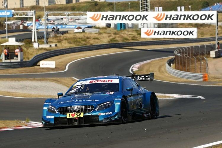 Gary Paffett: 2018 DTM Series - Zandvoort