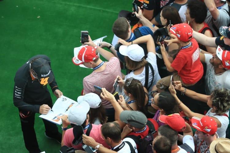 Fernando Alonso - Formula 1 - Austrian Grand Prix