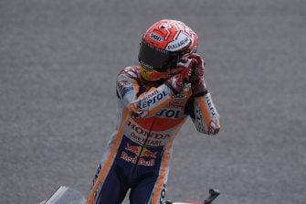 Marc Marquez - Sachsenring - Race Winner