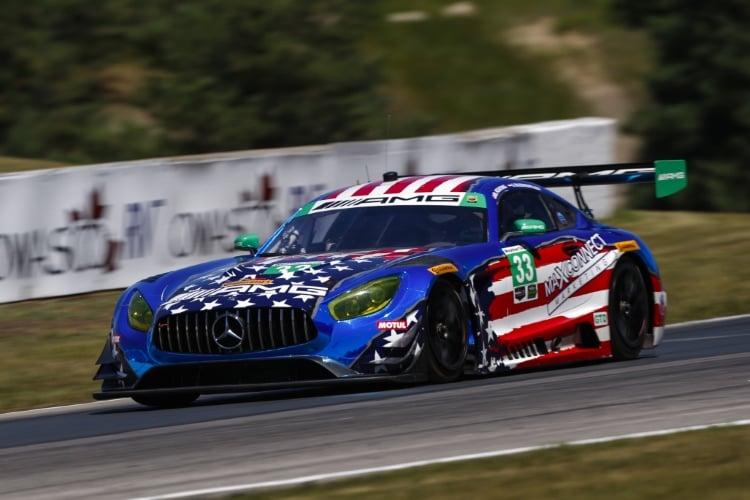 IMSA 2018 - #33 Riley Motorsports Mercedes AMG GT3, GTD: Jeroen Bleekemolen, Ben Keating