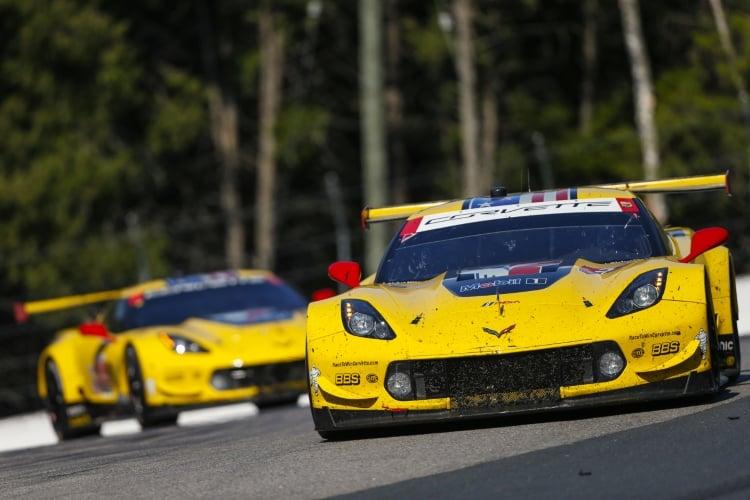 IMSA 2018 - Mobil 1 SportsCar Grand Prix #3 Corvette Racing Chevrolet Corvette C7.R, GTLM: Antonio Garcia, Jan Magnussen
