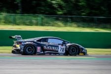 #78 Barwell Motorsport GBR Lamborghini Huracan GT3 Silver Cup, Track | SRO / Dirk Bogaerts Photography