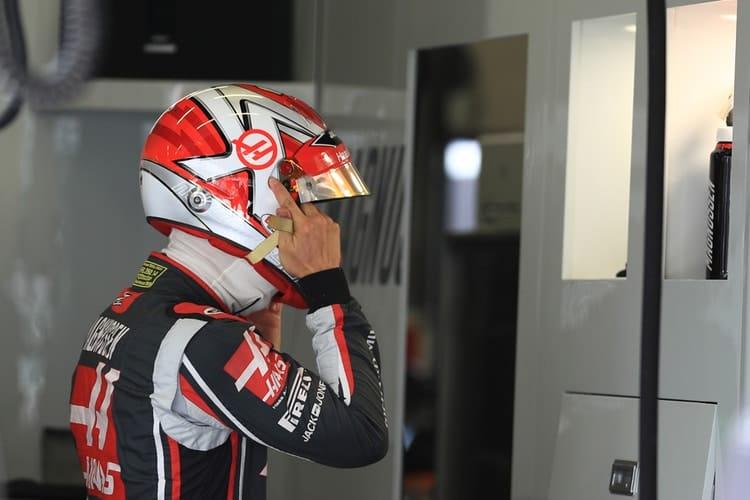 Kevin Magnussen - Formula 1 - Austrian Grand Prix