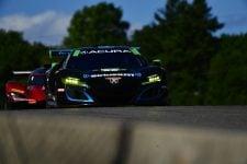 IMSA 2018 - #86 Michael Shank Racing with Curb-Agajanian Acura NSX, GTD: Katherine Legge, Alvaro Parente