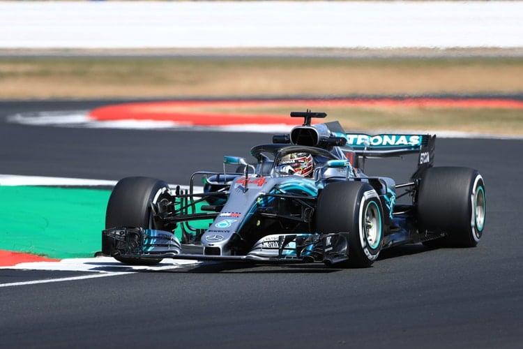 Lewis Hamilton - Formula 1 - 2018 British Grand Prix
