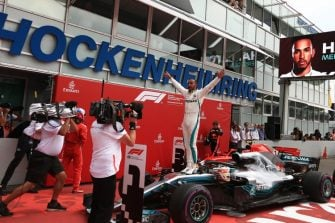 Lewis Hamilton - Formula 1 - 2018 German GP