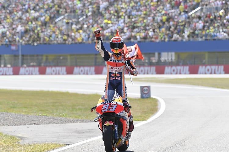Marc Marquez - Assen - Race Winner