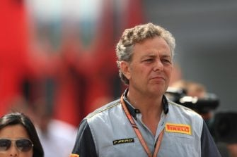 Mario Isola (Pirelli Motorsport) - Formula 1 - 2018 French Grand Prix