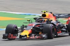 Max Verstappen - Formula 1 - 2018 German GP