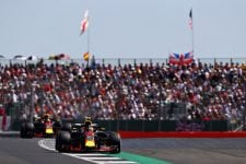 Max Verstappen - Formula 1 - 2018 British Grand Prix