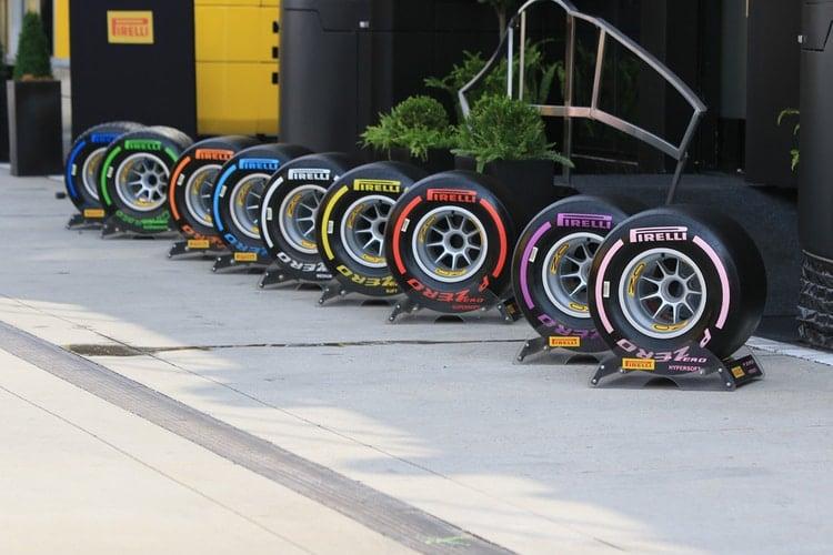 Pirelli Motorsport - Formula 1 - 2018 Hungarian GP