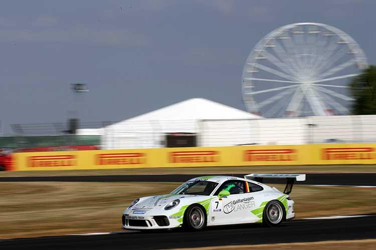 Fach Auto Tech - Porsche Mobil 1 Supercup