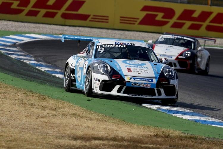 Roar Lindland - Hockenheim - Porsche Mobil 1 Supecup