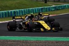 Carlos Sainz Jr. - Renault Sport Formula One Team - Hungaroring