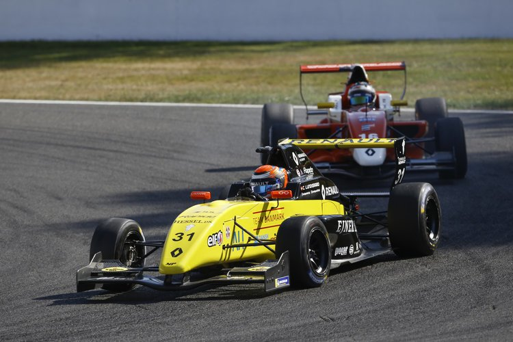Christian Lundgaard - R-ace GP - Spa-Francorchamps