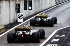 Nico Hülkenberg & Carlos Sainz Jr. - Renault Sport Formula One Team - Red Bull Ring