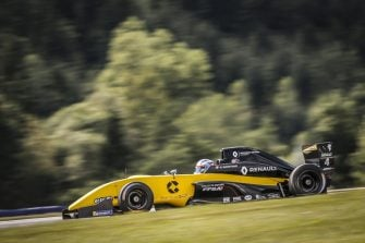 Victor Martins - R-ace GP - Red Bull Ring