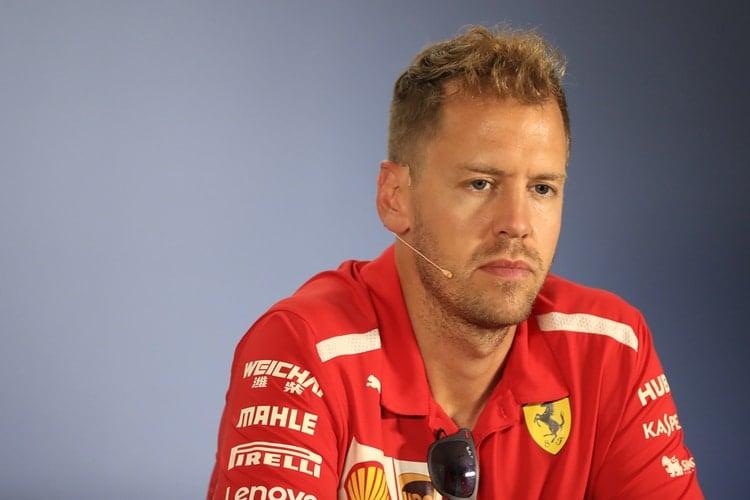 Sebastian Vettel - Formula 1 - 2018 German Grand Prix