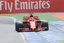 Sebastian Vettel - Formula 1 - 2018 German GP