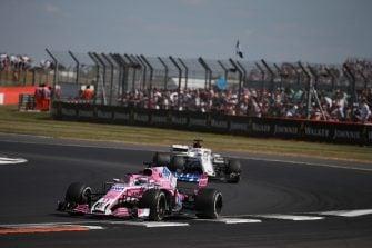 Sergio Pérez - Formula 1 - 2018 British Grand Prix