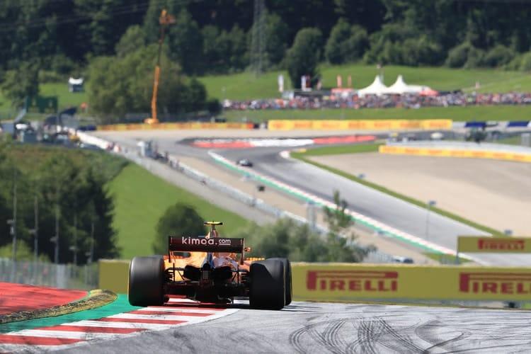 Stoffel Vandoorne - 2018 Austrian GP - Formula 1