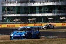 Larry ten Voorde - 2018 Porsche Mobil 1 Supercup - Silverstone