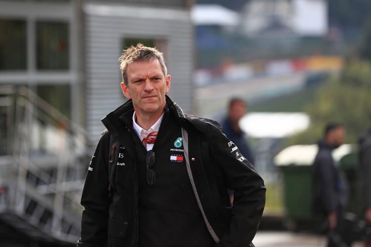 James Allison - Mercedes AMG Petronas Motorsport