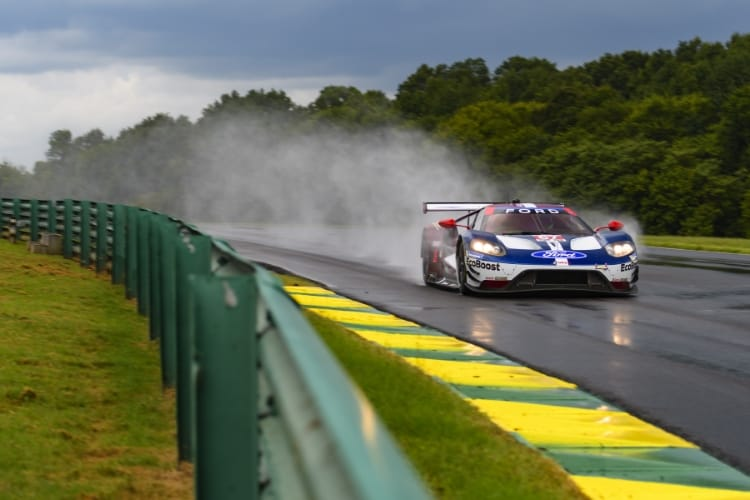 #67 Ford GT at 2018 Michelin GT Challenge ViR