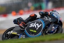 Francesco Bagnaia - Pole Position - Silverstone