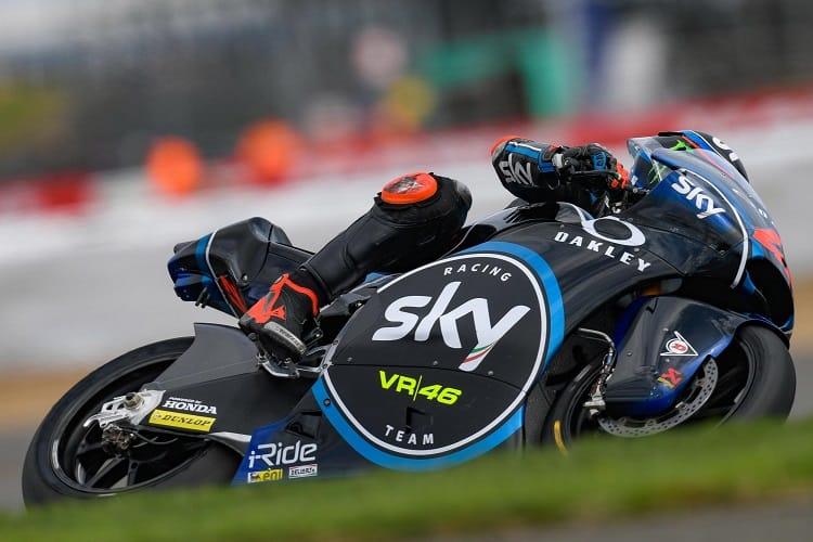 Francesco Bagnaia - Pole Position - Silverstone