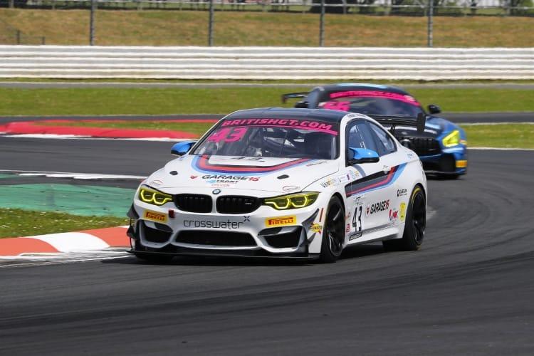 Aleksander Schjerpen / Jack Mitchell Century Motorsport BMW M4 GT4   Jakob Ebrey Photography