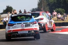 Renault UK Clio Cup