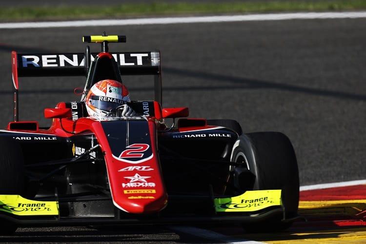 Anthoine Hubert - ART Grand Prix - Spa-Francorchamps