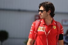 Antonio Giovinazzi - Scuderia Ferrari - Hungaroring